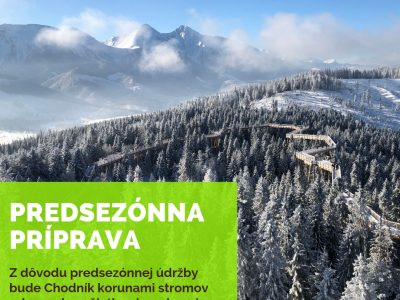 The resort is closed from 5th Nov ´18  to the winter season