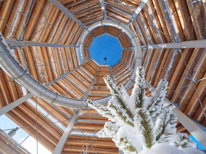 Tobogan otvorený aj v zimnej sezóne